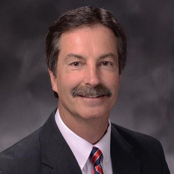 Missouri Representative Mike Moon.
