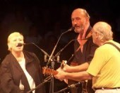 Peter, Paul and Mary...and no gay marriage foes