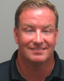 McLaughlin's mugshot for his August 2010 DWI.