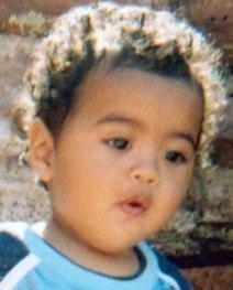 Gebar Byrd Jr. would have turned 2 on April 13.
