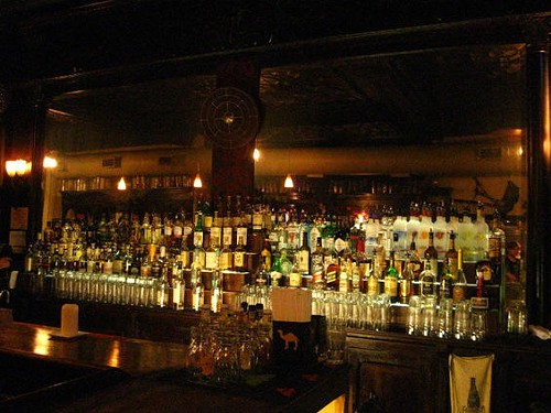 What's the best night to drink at the Scottish Arms? Wednesday!