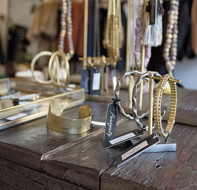 Fauxgerty launched as a brand in 2014 in opened its first retail location in 2015. - SARA BANNOURA