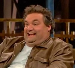 See the joy on Artie Lange's face as he ruins Joe Buck's talk show career - IMAGE VIA