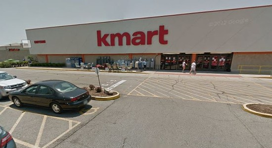 The Kmart at 3901 Lemay Ferry Road. - GOOGLE