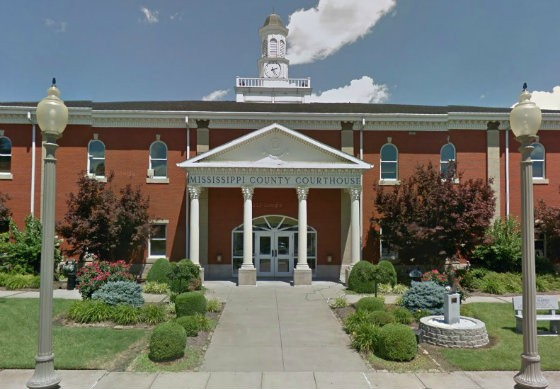The courthouse where Anderson received his freedom. - GOOGLE STREET VIEW