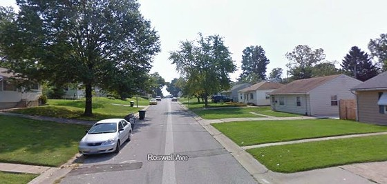 Roswell is in the Boulevard Heights neighborhood of south St. Louis.