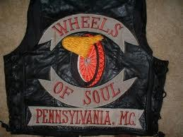 A Wheels of Soul jacket - IMAGE VIA