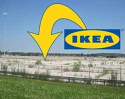 IKEA in St. Louis? Maybe. - VIA FACEBOOK