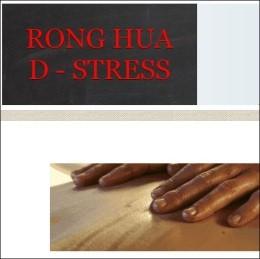 Screen cap of Rong Hua D-Stress' website - IMAGE VIA