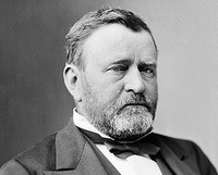 Grant didn't do much -- unless you count leading the Union Army to victory in the Civil War