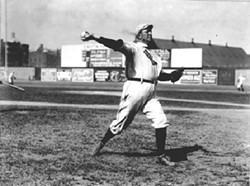 Cy Young agrees with me. It's a shame his namesake award didn't go to a Cardinal. Hell, he even played for the Cardinals for awhile! If anything, I'll bet he's even MORE pissed than I am!