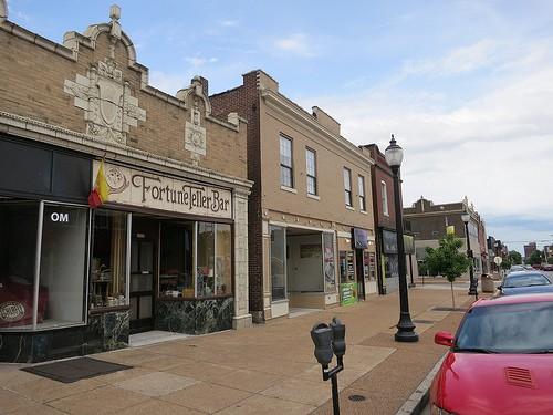 Cherokee Street, featuring the Fortune Teller Bar. - PAUL SABLEMAN, FLICKR