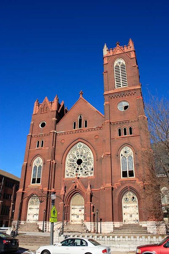 Bethlehem Lutheran Church. - PHOTO BY CHRIS NAFFZIGER