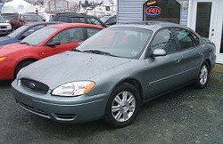 The Ford Taurus was the most-stolen vehicle in Missouri last year.