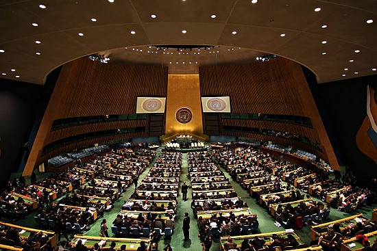 United Nations. - VIA WIKIMEDIA COMMONS