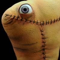 Eye, eye, eye-eye, oh see the art show. - MICHAEL BAIRD