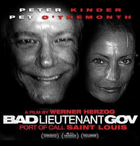The Lt. Gov is allegedly so bad, Werner Herzog should make a movie about him!