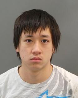 Desmond Nguyen, fourteen. - SLMPD