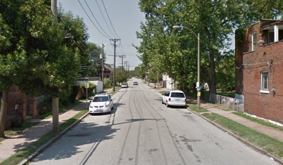 200 block of Koeln Avenue where the incident occurred last year. - VIA GOOGLE MAPS