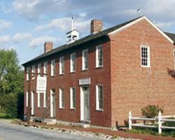 The Arrow Rock Tavern first opened its doors in 1834. - ARROWROCK.ORG