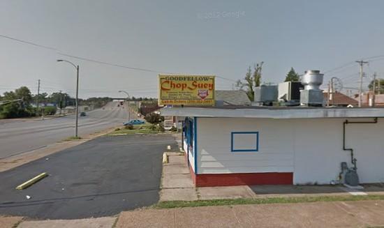 Chop Suey restaurant where the fatal shooting happened. - VIA GOOGLE MAPS