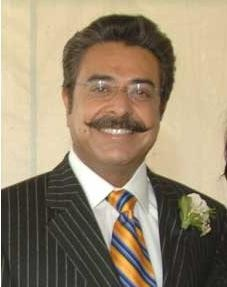 Shahid Khan: The greatest mustache in sports returns to claim his prize.