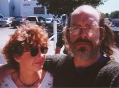 Ruth and Jon Jordan. - IMAGE VIA