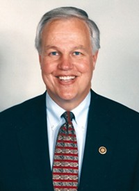 The fate of the smoking ban now lies with St. Charles County Executive Steve Ehlmann.