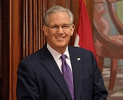 Governor Jay Nixon. - VIA