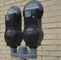 The parking meter contractors who screwed the city were sentenced today