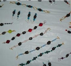 ...comes statement jewelry! - IMAGE VIA