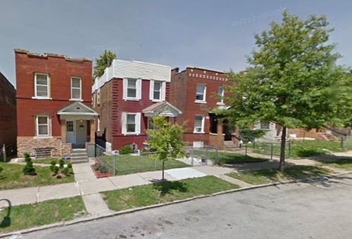 The 3500 block of Pennsylvania Avenue, where Clem Russell was shot. - GOOGLE MAPS