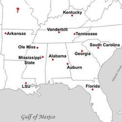 Could Mizzou be heading south in more ways than one?