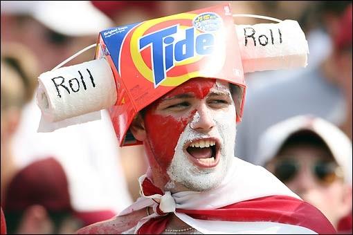 If anyone knows Auburn's weaknesses, it's an Alabama fan. - VIA