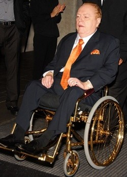Larry Flynt - WIKIMEDIA COMMONS