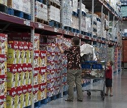 Sam's Club, scene of the crime - VIA SAMSCLUB.COM