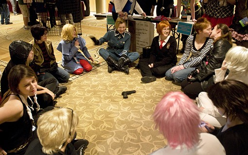 See more photos from Bishie Con here. - PHOTO: JENNIFER SILVERBERG