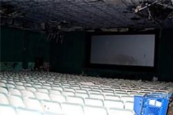 The Avalon's interior in 2007.
