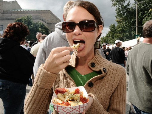 See more photos from the Taste of St. Louis. - PHOTO: EGAN O'KEEFE