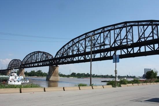 The MacArthur Bridge