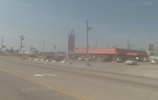 The building that houses Route 3 Liquor. - GOOGLE STREET VIEW