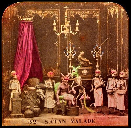 Satan is not having a good week. - FLICKR.COM/PHOTOS/15693951@N00