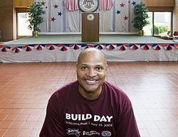East St. Louis Mayor Alvin Parks - PHOTO BY JENNIFER SILVERBERG