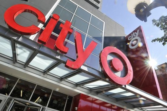 The CityTarget store in Seattle, Washington. - TARGET