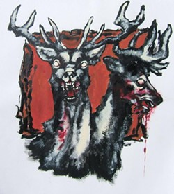 Mad deers