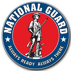 VIA FLICKR, THE NATIONAL GUARD