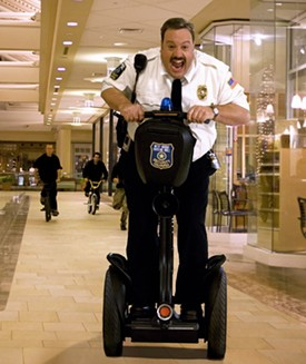 Et tu, fatso? Paul Blart, Mall Cop is us! - ROTTENTOMATOES.COM