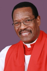 COGIC Presiding Bishop Charles E. Blake. - IMAGE VIA