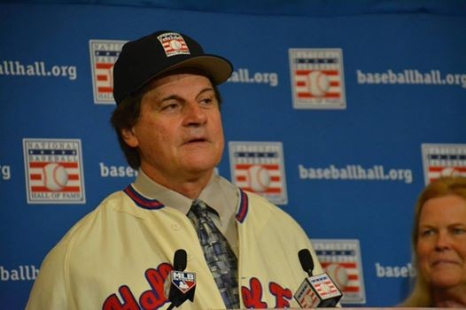 Tony LaRussa, former manager for the St. Louis Cardinals. - CARDINALS
