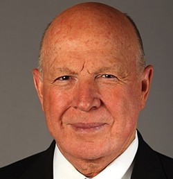Larry Conners. - VIA